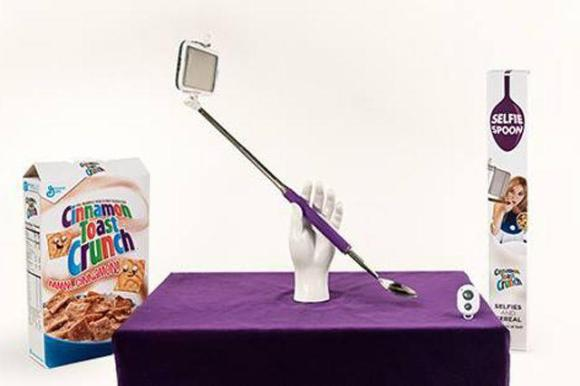 The Selfie Spoon