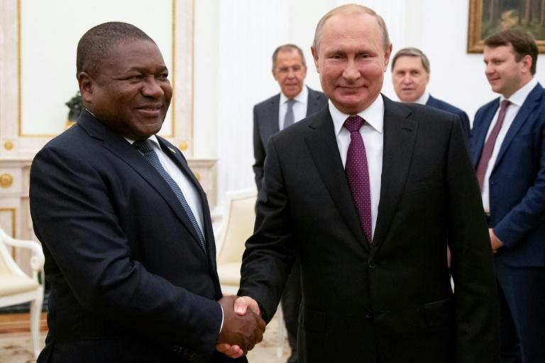 Photo of Mozambique, Russia signal power, safety offers