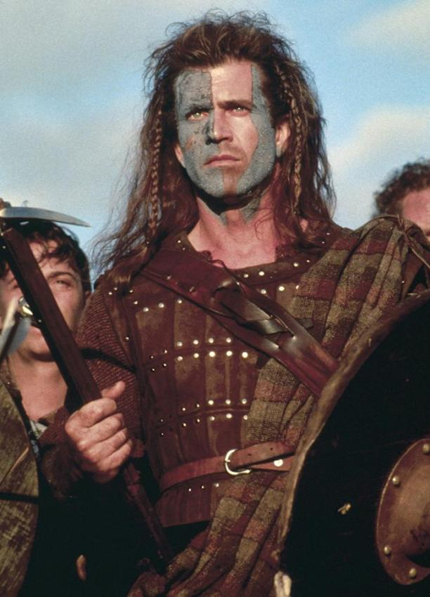 'Braveheart' wins Best Picture (1996)