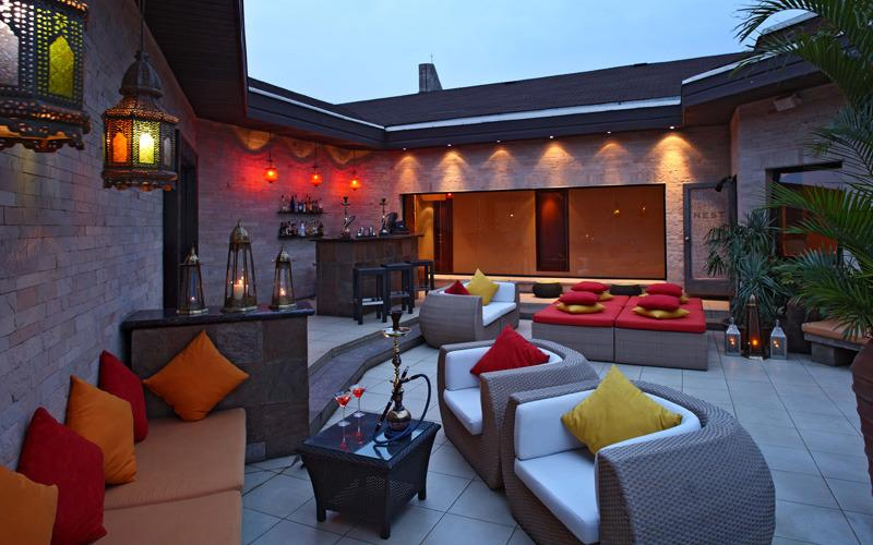 roof top cocktails at tribe hotel-luxafrique