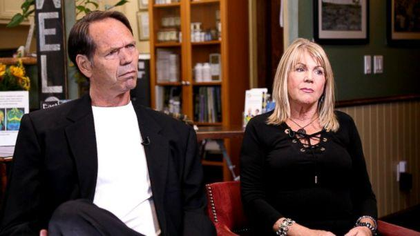 PHOTO: Dr. Gregory Melvin and Linda Hayes interview with ABC News at Total Thermal Imaging Wellness Center in La Mesa, California in July of 2018. (ABC News)