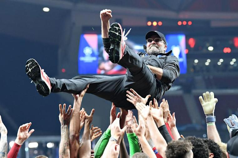 An entertaining manager of an entertaining side, it was a little weird that such a dreary final should vindicate Liverpool's Jurgen Klopp. (Getty)