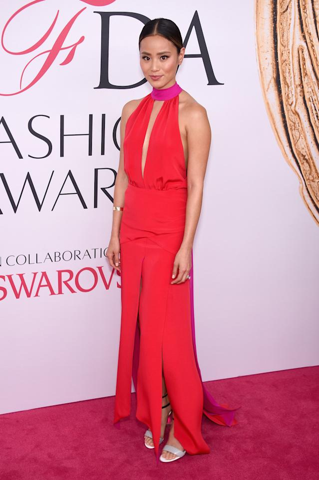 <p>Can you believe this look is from Banana Republic? Fingers crossed it'll be on shelves soon!<i>(Photo: Getty Images)</i><br /></p>