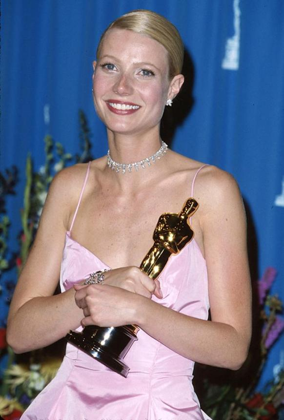 Gwyneth Paltrow wins Best Actress for 'Shakespeare in Love' (1999)