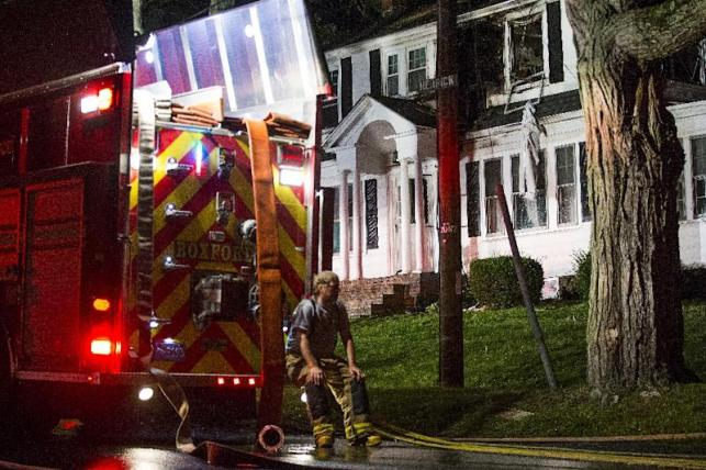 Massachusetts State Police said they had responded to 70 reports of fires, explosions and the smell of gas that began Thursday afternoon and triggered mass evacuations across the east coast towns of Lawrence, Andover and North Andover