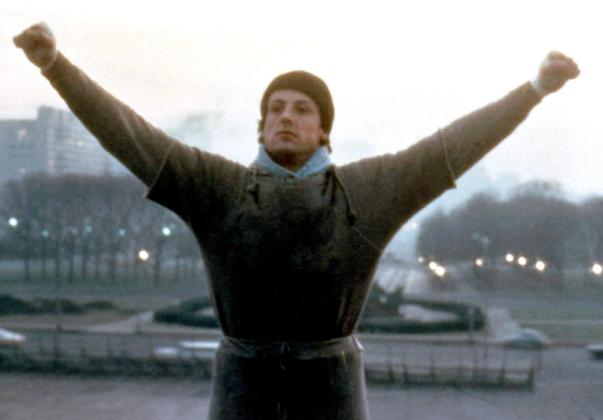 'Rocky' wins Best Picture (1977)