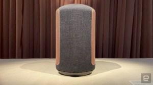 索尼将于今年春季推出首款360 Reality Audio扬声器