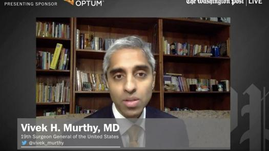 Former U.S. Surgeon General: wide distribution of COVID-19 ...