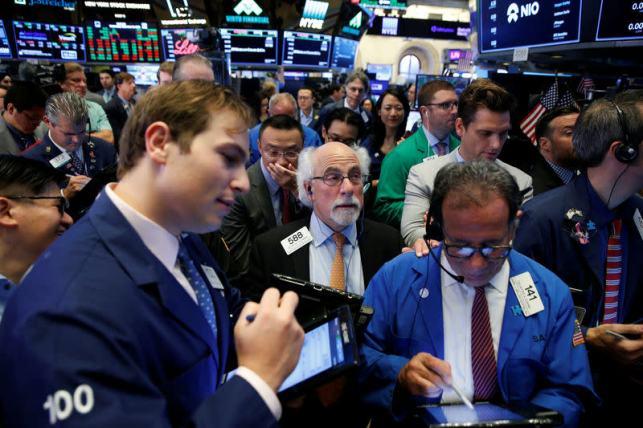 Wall Street bounces back as investors shrug off trade tensions