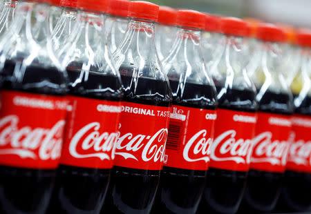 Dolar Forte Afeta Previsao Da Coca Cola Para 2019 Acoes Caem