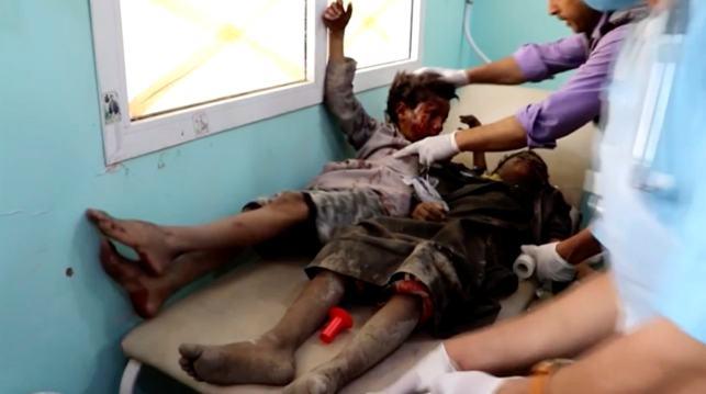 Yemen's Shiite rebels welcome UN call for Saudi strike probe