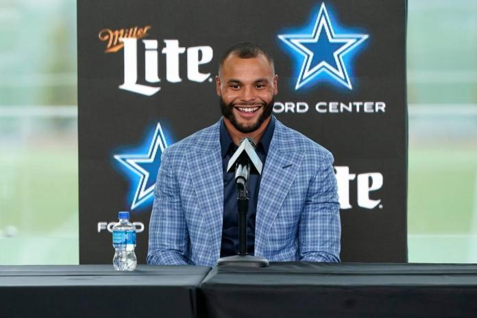 Dallas Cowboys QB Dak Prescott now a co-owner of this sports bar with Arlington location