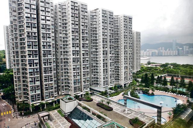 麗港城相鄰戶1938萬沽新高