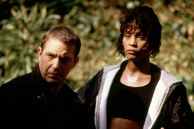 'The Bodyguard' turns 25: Kevin Costner on Whitney Houston ...