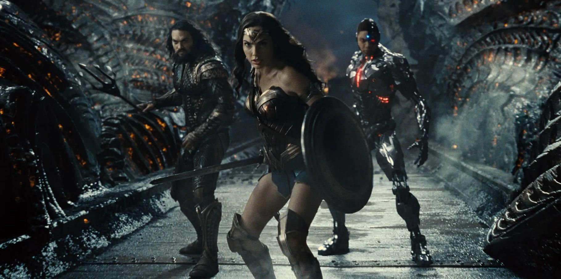 Zack Snyder's Justice League' was made possible by fans, for fans | Engadget