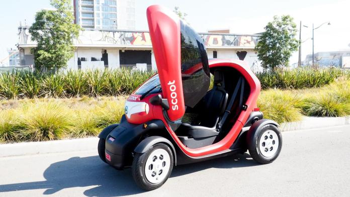 Scoot Launches Electric Car Rentals And Plans Second City Expansion Engadget