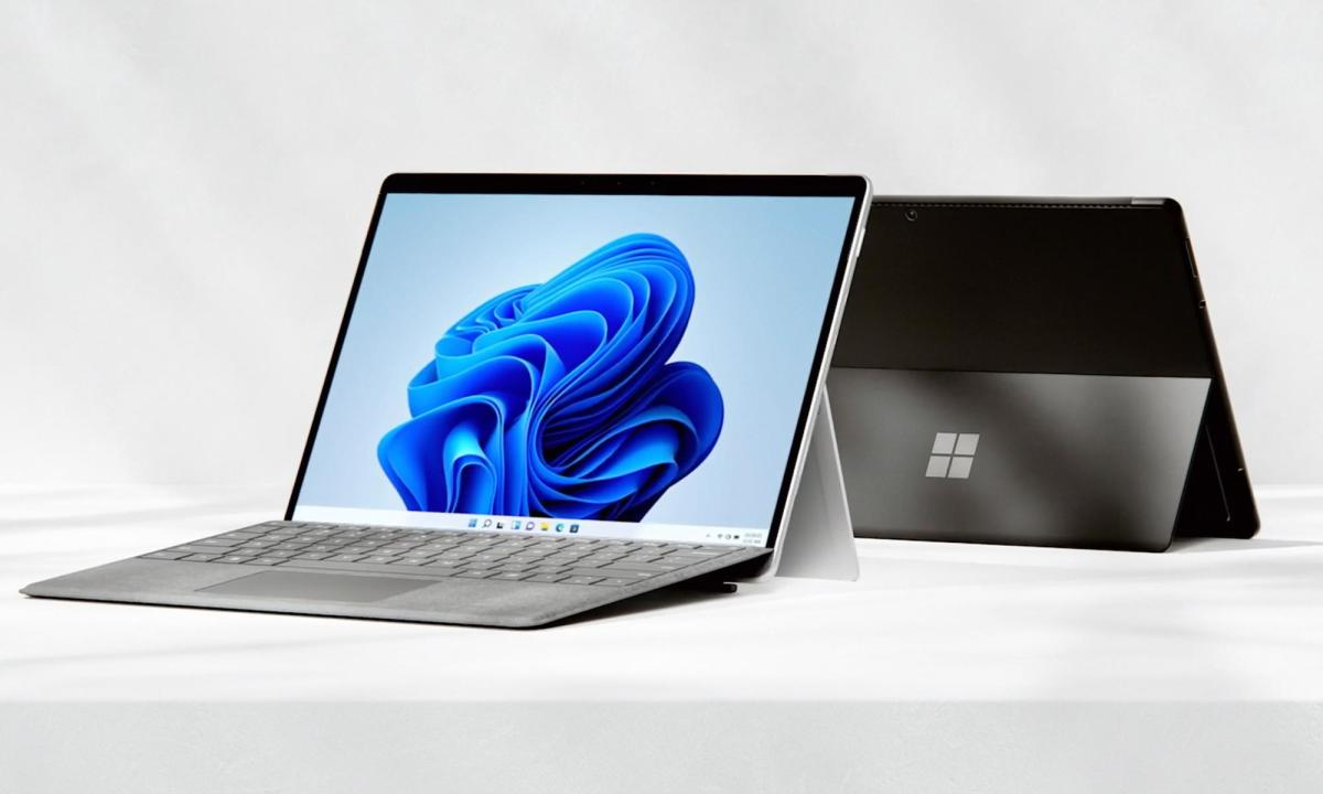 Surface Pro 8 is a media-centric 13-inch tablet with a 120Hz Dolby Vision display   Engadget