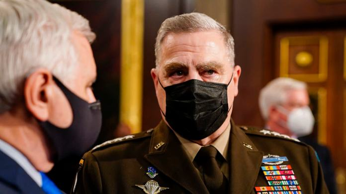 Top general says he no longer opposes proposal to change sexual assault prosecutions