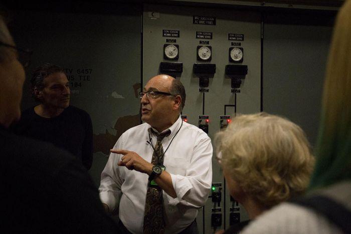Первый компьютер в мире в американском метро