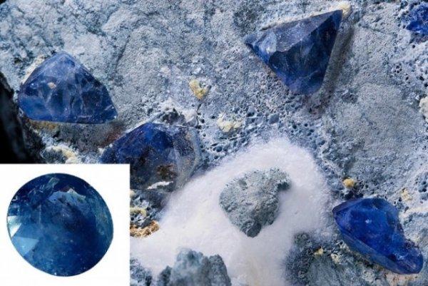 Самые редкие из драгоценных камней в мире