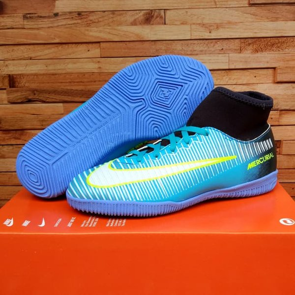 Sepatu Futsal Anak Junior Nike Size 34-38