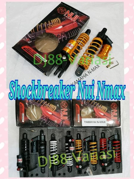 Shockbreaker tabung nmax shock belakang nui sok tabung bkn ohlins