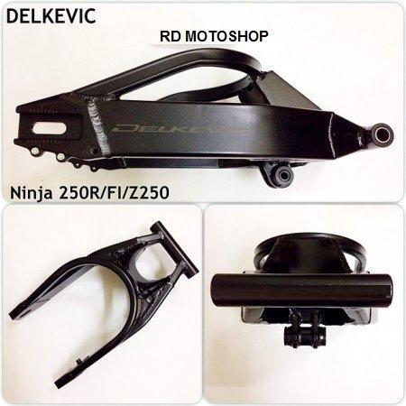 Delkevic - Swing Arm Ninja 250R / Fi / Z250
