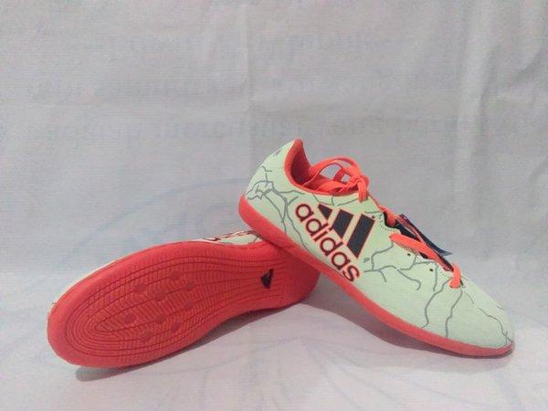 CUCI GUDANG Sepatu Futsal Adidas Nike Specs Puma Ukuran 34 43