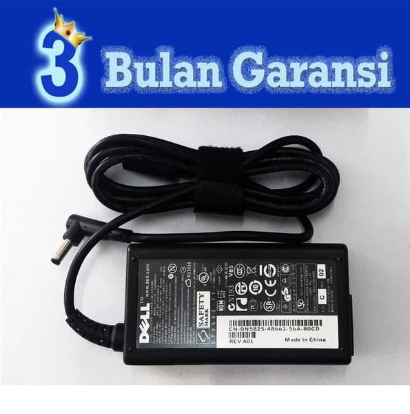 Baterai Laptop Charger Adaptor Dell Inspiron 14 5458- 14 5459- 14 7000- 14 5000 P64G