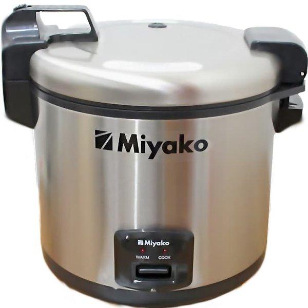 Rice Cooker -KHUSUS GOJEK- Magic Com Miyako 6Ltr  atau Rice Cooker Jumbo Miyako MCG-171