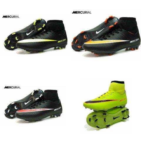 sepatu nike mercurial sepak bola lapang rumput / competitor adidas. nike. futsal. puma. reebok.