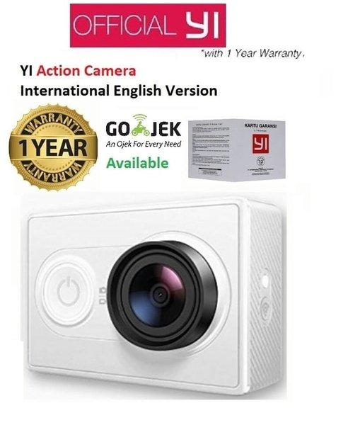 KAMERA Xiaomi Yi Action Camera international version 16MP Go Pro