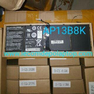 Jual Baterai Original  Laptop Acer v5-572g AP13B8K Acer Aspire V5-572P Acer Aspire M5-583P Acer Aspire R7 Acer Aspire V5-573G