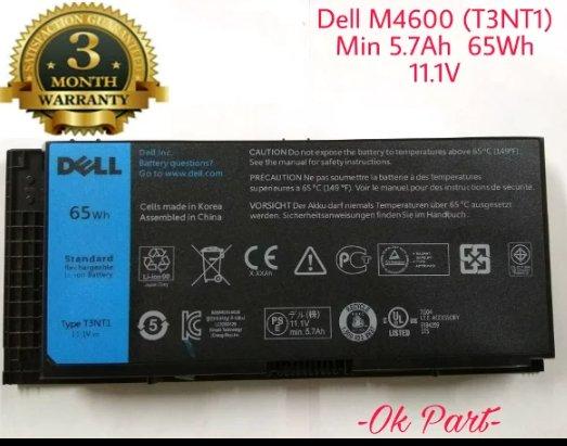 Free Ongkir Baterai Battery Laptop Original Dell Precision M4600 M4700 M4800 M6600