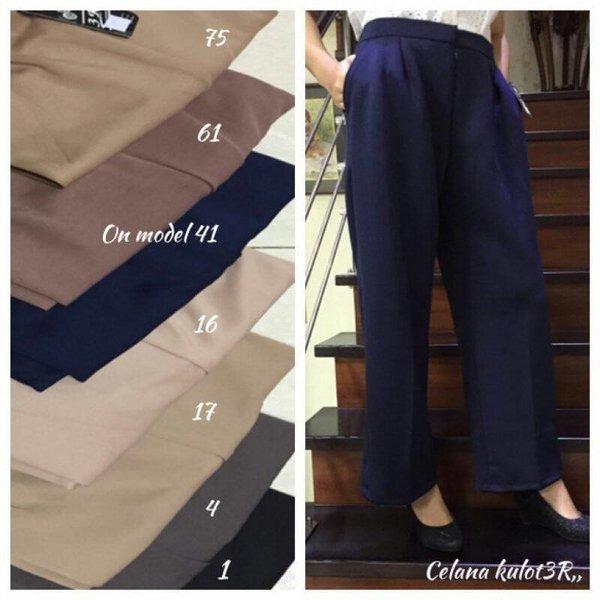 Ready Stock Celana Panjang Kulot 3RHarga Murah Kualitas Dijamin Bagus