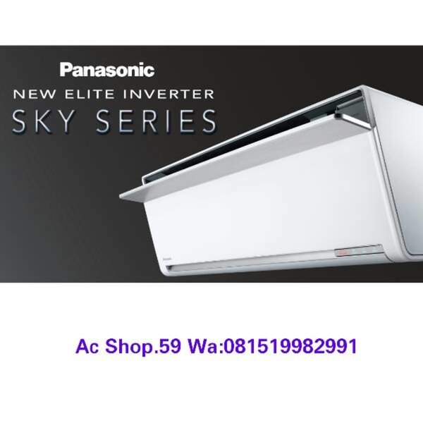 BESTSELLER I AC PANASONIC 1 PK CS-VU 10 SKP NEW ELITE INVERTER SKY JAPAN SERIES