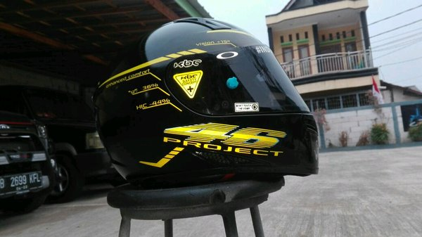 decal helm kbc vk vr46 project