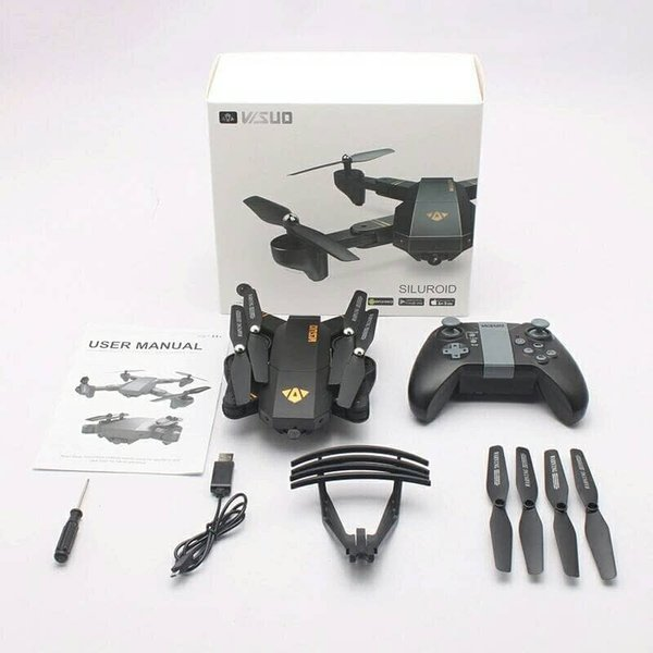 Spessial Drone VISUO 03 MP DJI MAVIC CLONE
