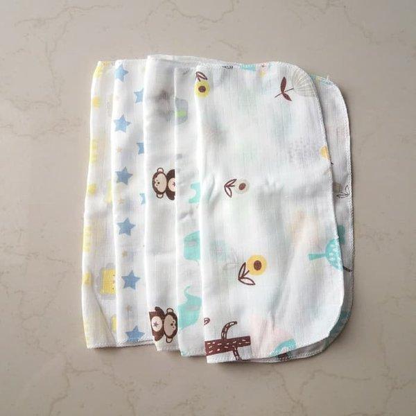 Sapu Tangan Wanita Anak Anak Katun Cotton Handkerchief Woman and Kids