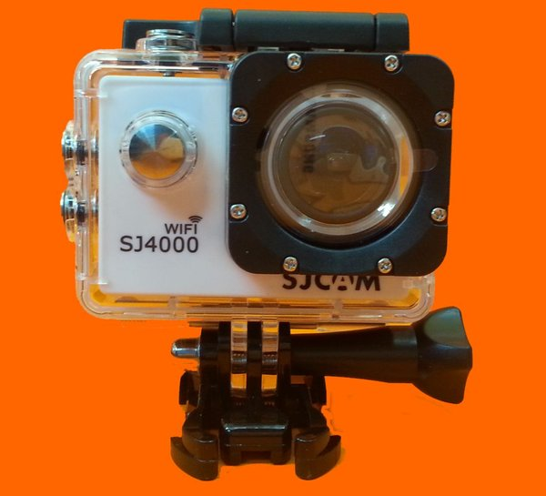 SJC4000 Sport Action Camera + WIFI. 1080P (FULL HD). 30M Water Proof