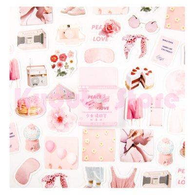 Gambar Aesthetic Warna Pink Dunia Gambar