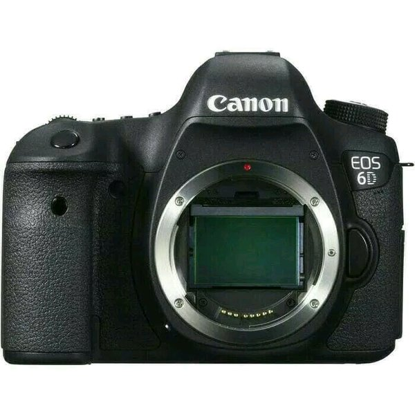 KAMERA CANON 6D BODY ONLY DATASCRIP