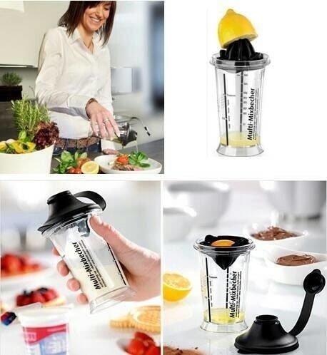 Multi mixbecher gelas - mixer manula - peras juicer multifungsi telor