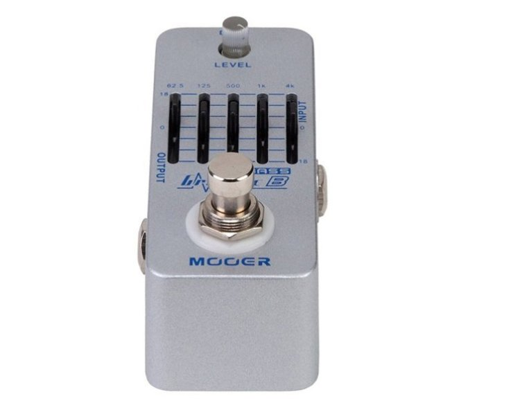 5 Kehebatan Efek Bass Mooer Graphic B Bass Equalizer