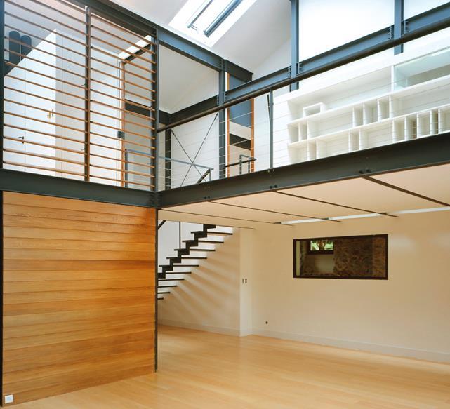 Ide Mezzanine Design