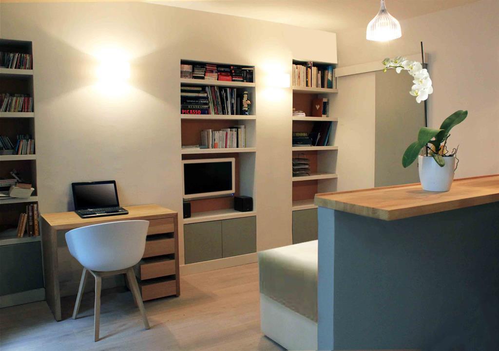 renovation d un studio