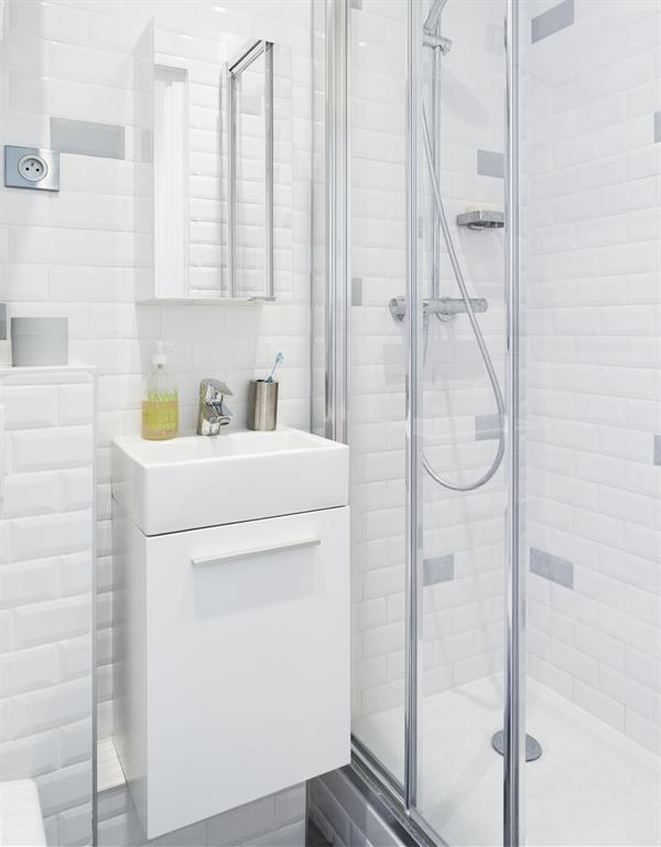 11 petites salles de bain pleines d