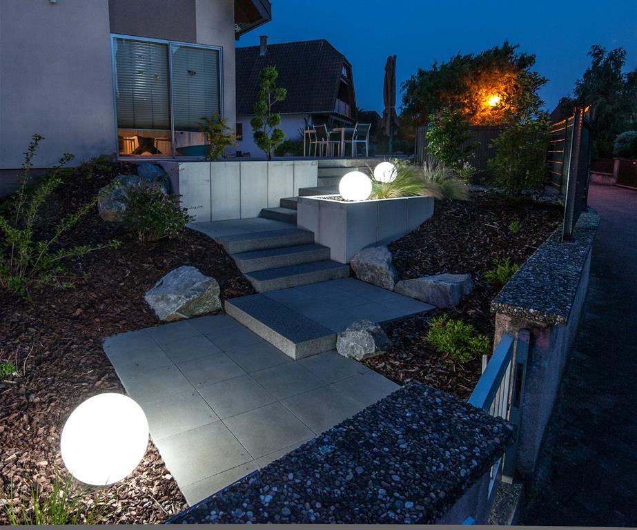 jardins modernes idee deco et
