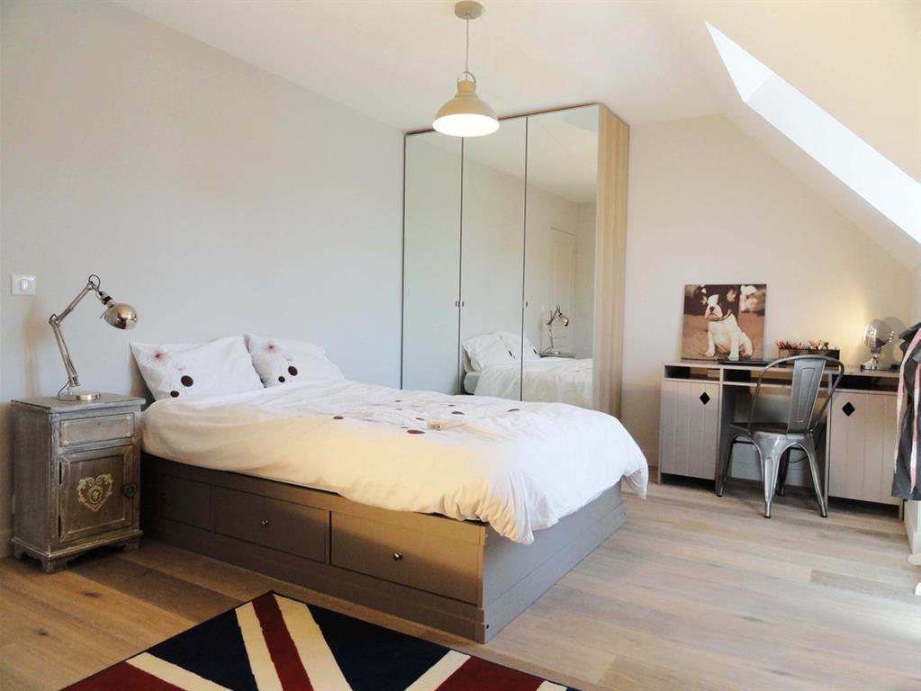 Chambre Industriel Chic Agence INe Photo N00 Domozoom
