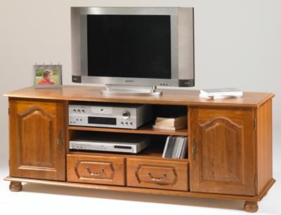 meuble tv 2 portes large cluzel camif